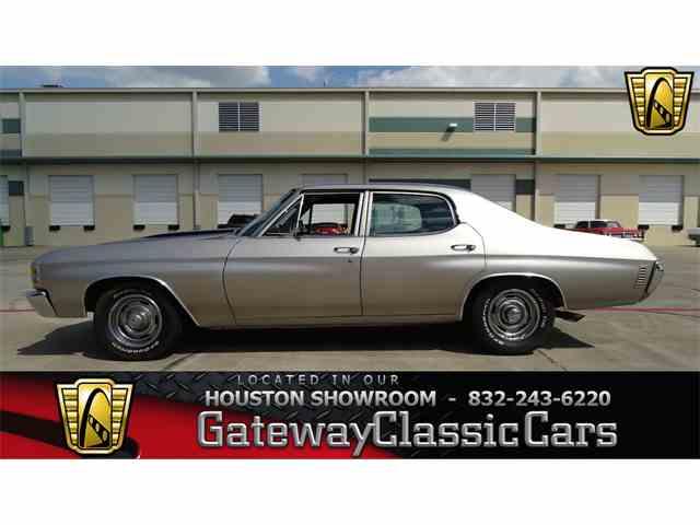 1971 Chevrolet Chevelle | 967466