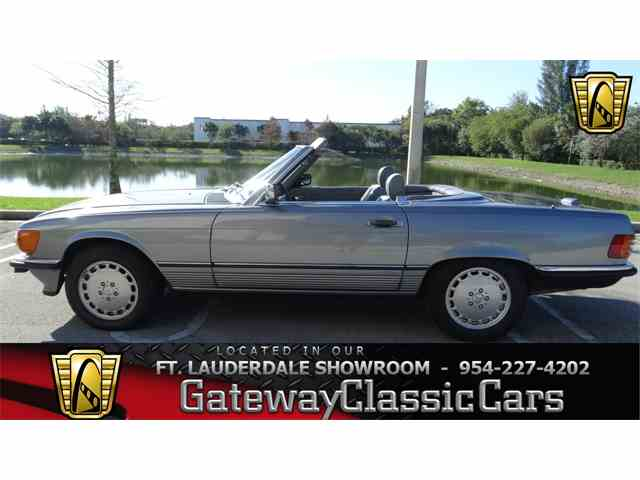 1988 Mercedes-Benz 560SL | 967468