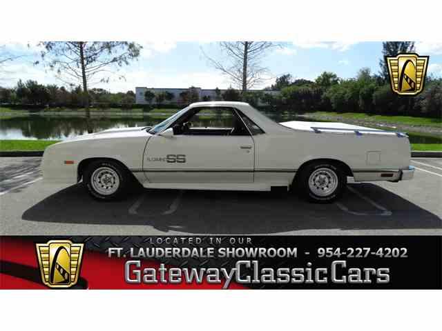 1987 Chevrolet El Camino | 967469