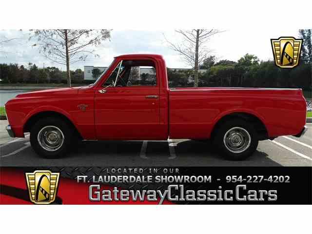 1967 Chevrolet C/K 10 | 967471
