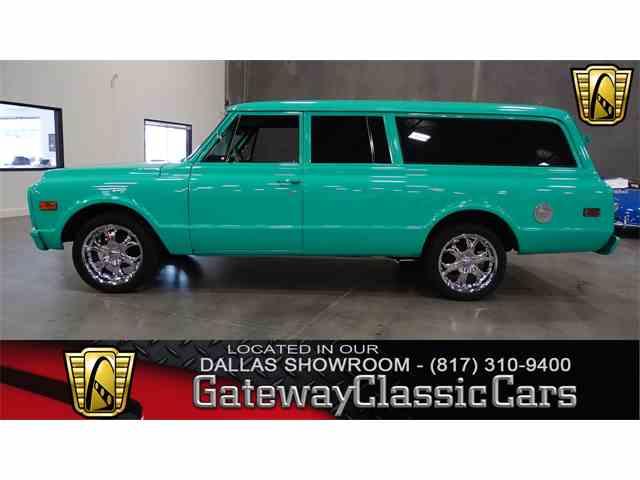 1971 Chevrolet Suburban | 967472