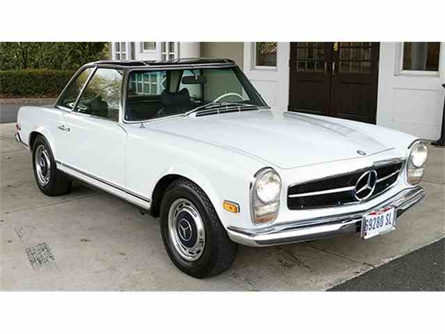 1969 Mercedes-Benz 280SL | 967474