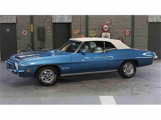 1971 Pontiac GTO | 967475