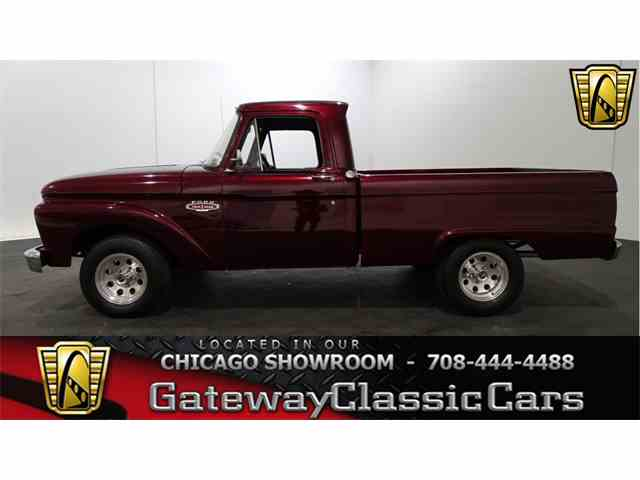 1966 Ford F100 | 967476