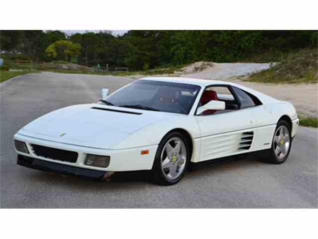 1990 Ferrari 348 TS Convertible | 967478