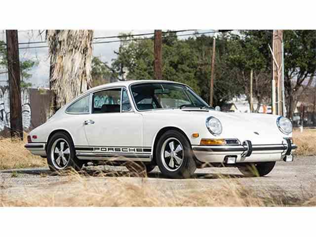 1968 Porsche 911L Coupe   967479