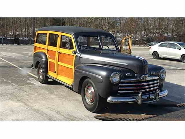 1947 Ford Super Deluxe Station Wagon | 967480