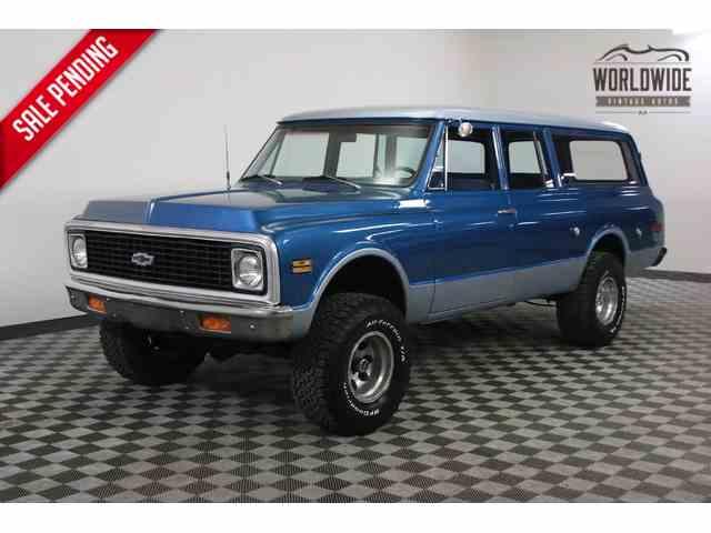 1972 Chevrolet Suburban | 967484