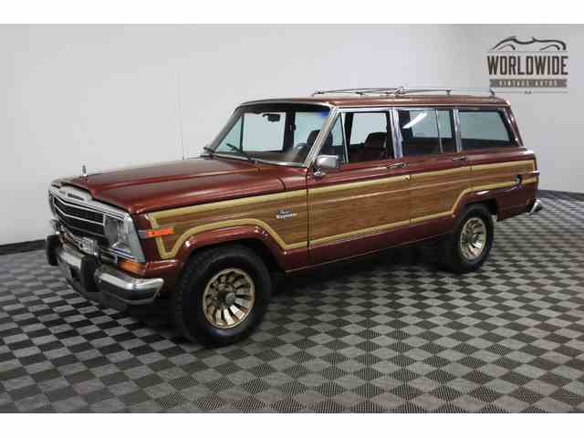 Classifieds For Classic Jeep Wagoneer 20 Available