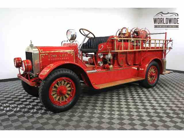 1922 STOUGHTON FIRE ENGINE | 967493
