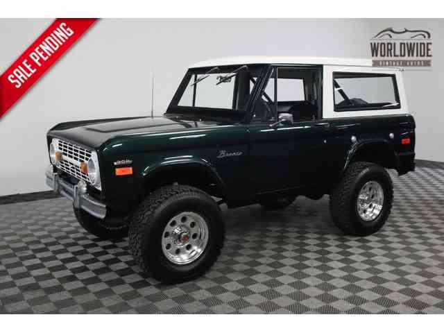 1974 Ford Bronco | 967496
