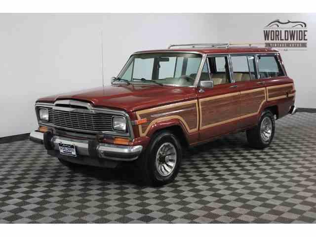 1984 Jeep Wagoneer   967498