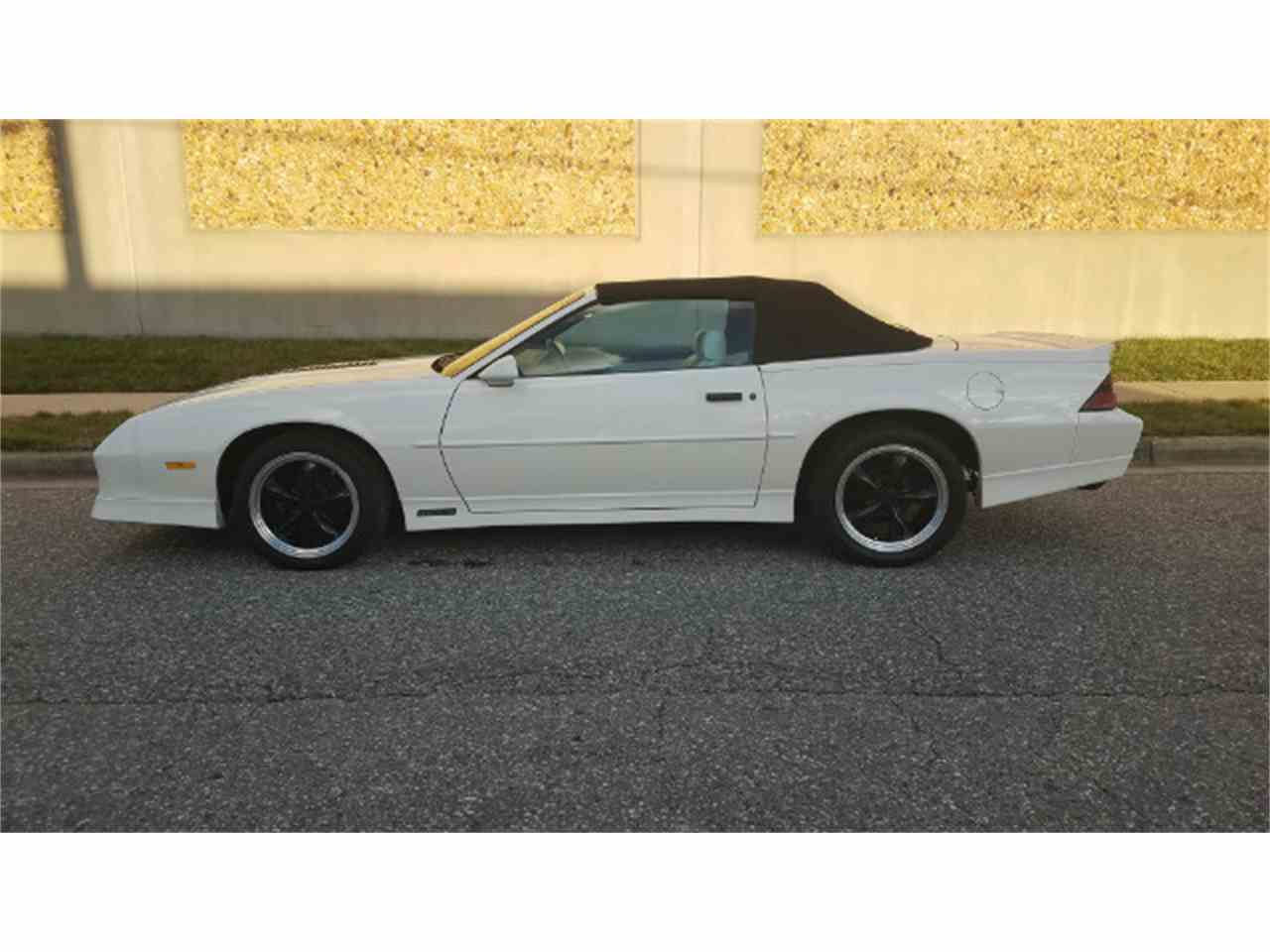 Large Picture of '89 Camaro - KKSR