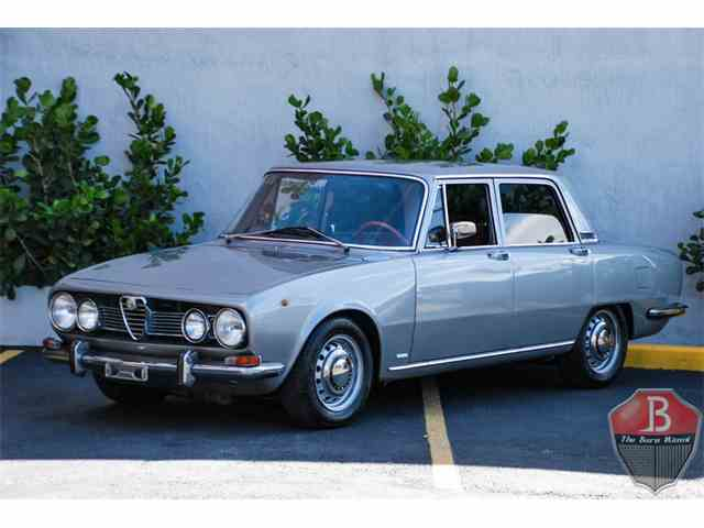 1969 Alfa Romeo 1750 | 967501