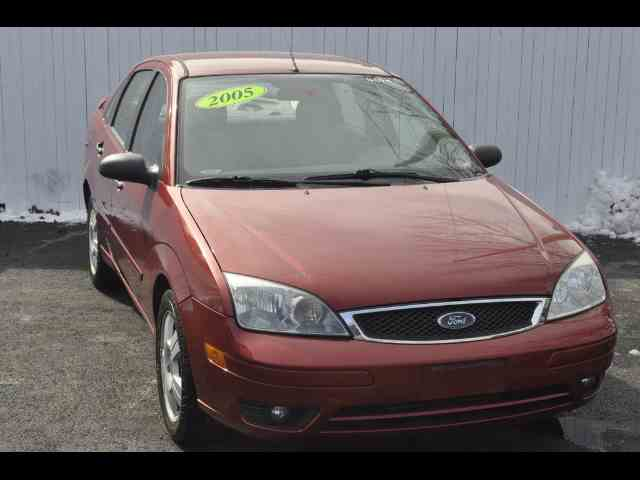2005 Ford FOCUS ZX4 | 967526