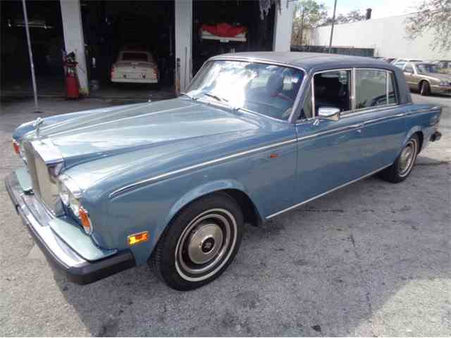 1980 Rolls-Royce Silver Shadow | 967527