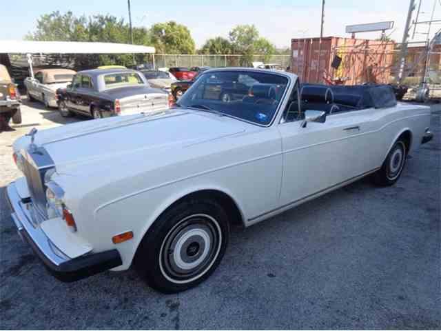 1977 Rolls-Royce Corniche | 967528