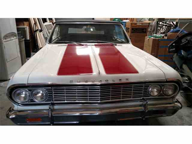 1964 Chevrolet Malibu   967535