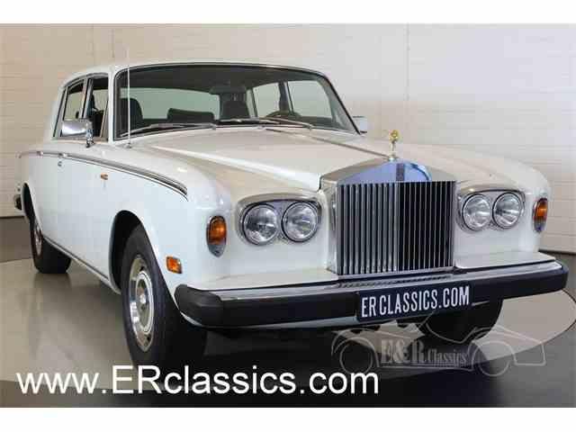 1978 Rolls-Royce Silver Shadow II | 967536