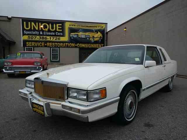 1992 Cadillac Fleetwood   967541