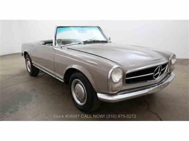1966 Mercedes-Benz 230SL | 967545