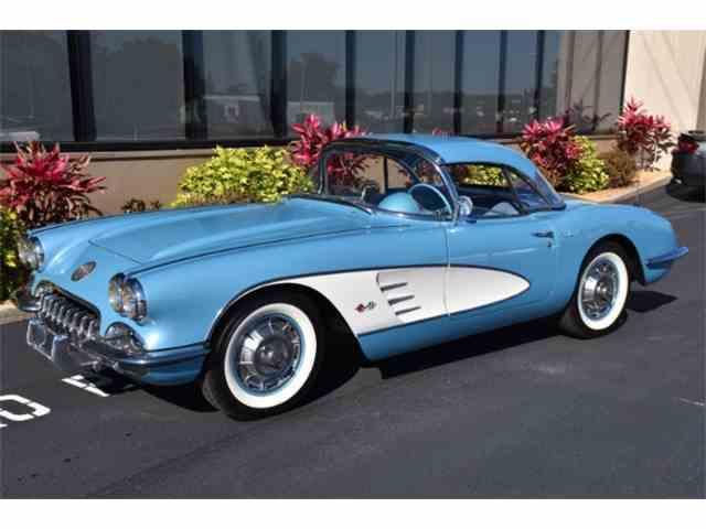 1960 Chevrolet Corvette | 967551