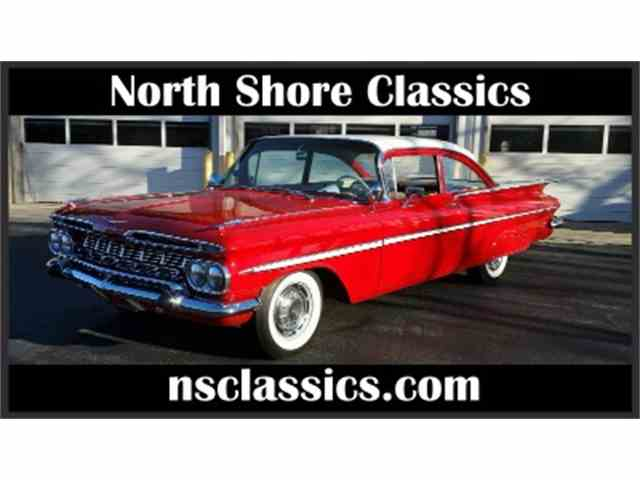 1959 Chevrolet Bel Air | 967560