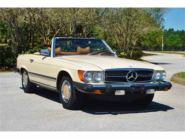 1977 Mercedes-Benz 450SL | 967563