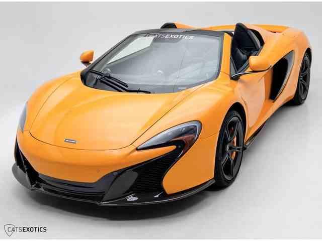 2015 McLaren 650S   967566