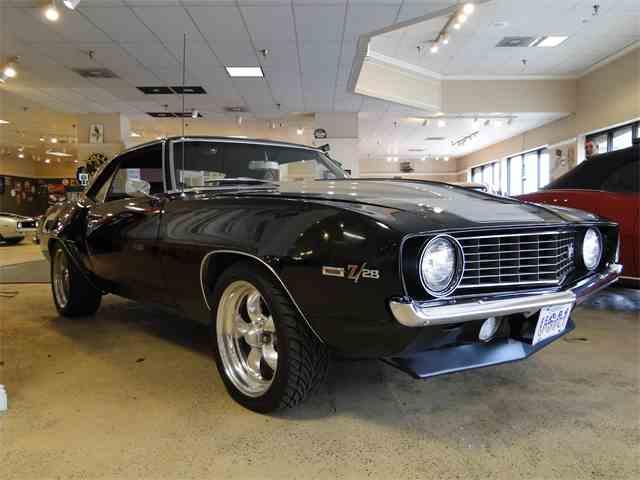 1969 Chevrolet Camaro | 967571