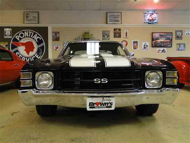 1971 Chevrolet Chevelle   967572