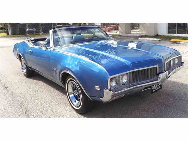 1969 Oldsmobile Cutlass | 967586