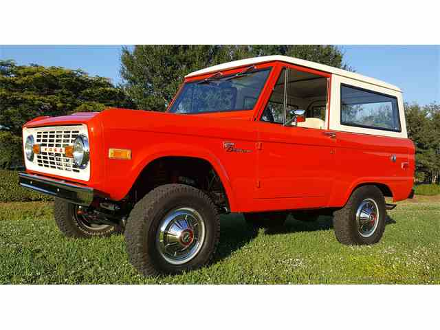 1976 Ford Bronco | 967589