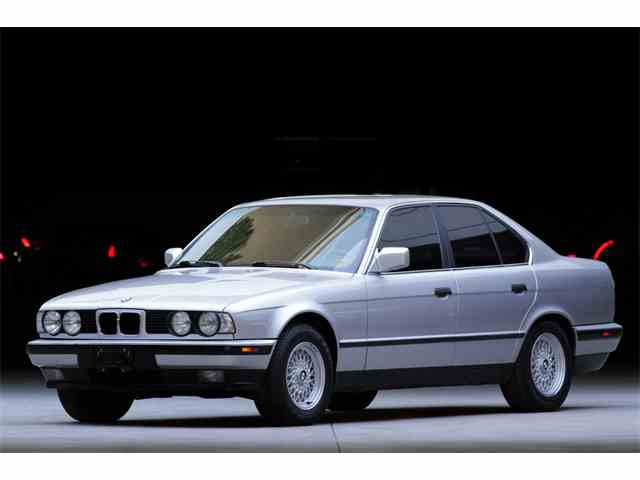 1991 BMW 5 Series | 967595