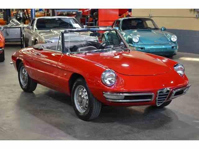 1967 Alfa Romeo Duetto 1600 Spider | 967598