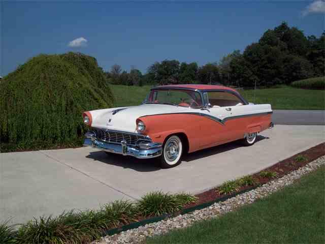 1956 Ford Victoria | 967604