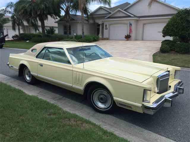 1979 Lincoln Continental Mark V | 967605