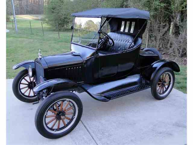 1923 Ford Model T Roadster | 967606