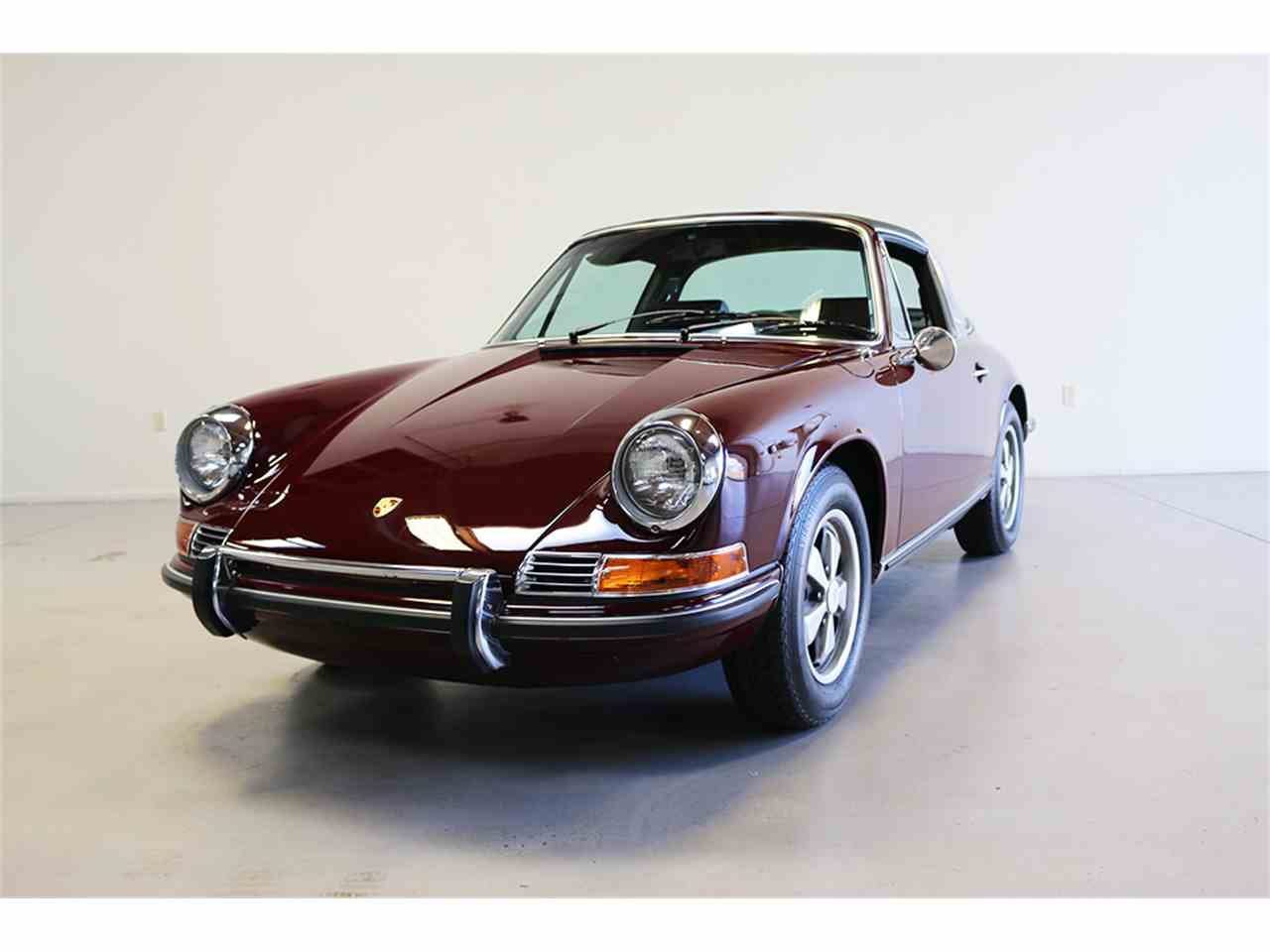 1971 porsche 911 for sale cc 967607. Black Bedroom Furniture Sets. Home Design Ideas