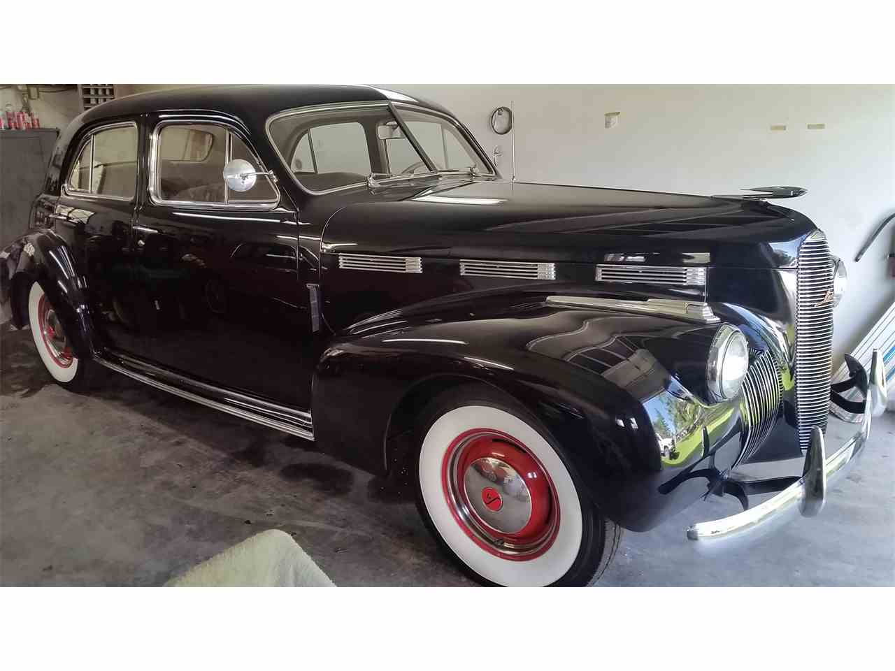 1940 Cadillac LaSalle for Sale | ClassicCars.com | CC-967608