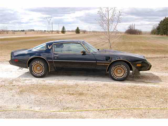 1981 Pontiac Firebird Trans Am | 967619