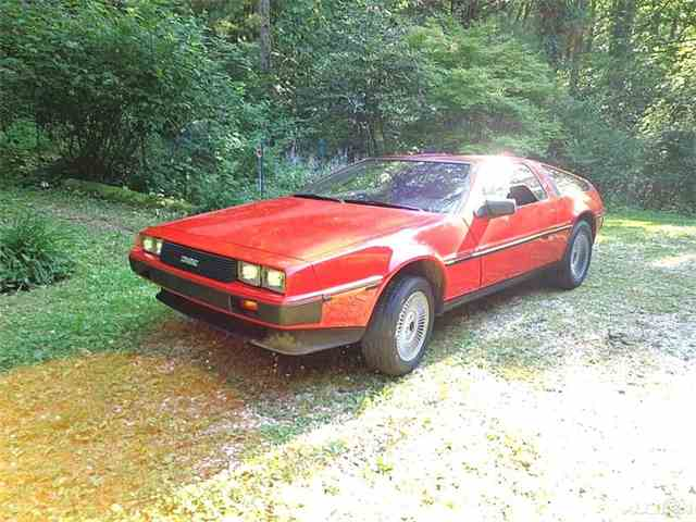 1982 DeLorean DeLorean DMC-12 | 967620