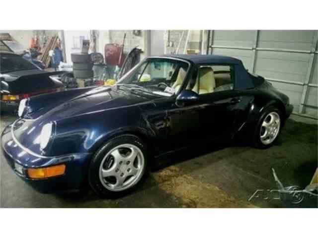 1992 Porsche 911 | 967622