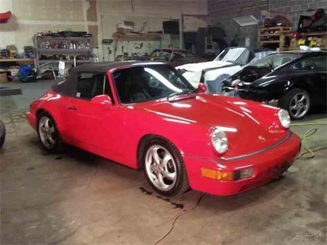 1994 Porsche 911 | 967624