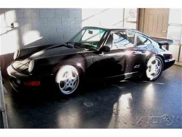 1993 Porsche 911   967626