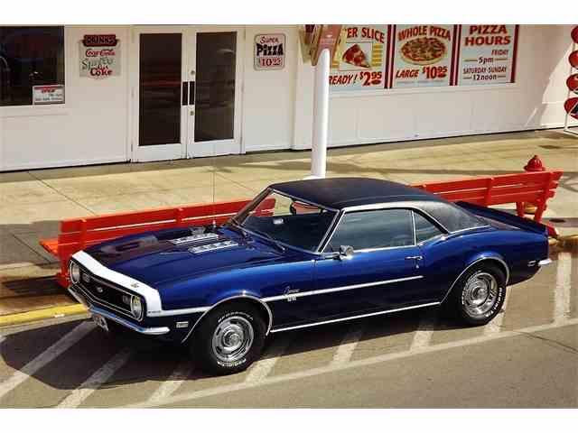 1968 Chevrolet Camaro | 967627