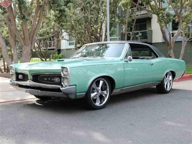 1967 Pontiac GTO | 967630