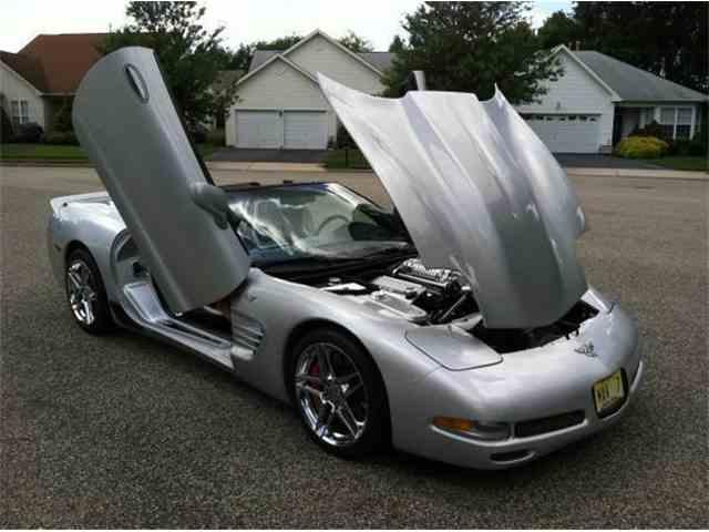 2003 Chevrolet Corvette | 967632