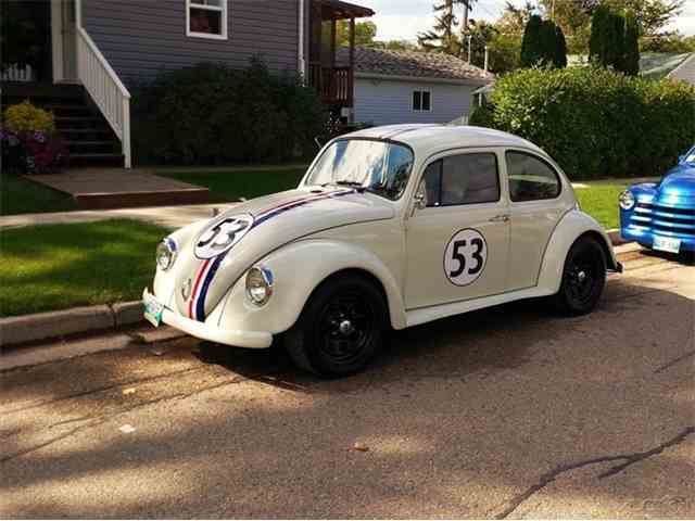 1967 Volkswagen Beetle | 967635
