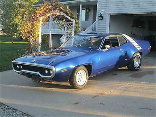 1972 Plymouth Plymouth Road Runner | 967642